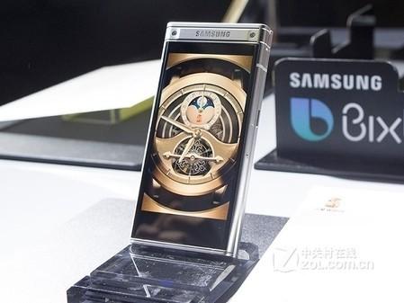 三星W2018手机6G+256G版长沙售13999元