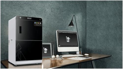 3D打印定制义齿 极光尔沃助力数字化精准医疗