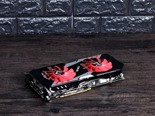 耕升GTX 1070Ti 追风版-8G 报价3599元