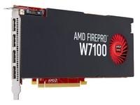 多屏输出 AMD Firepro w7100安徽售4099元