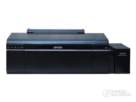 墨仓式连供设计 爱普生L805现报价2650元