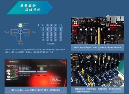 映泰TB250-BTC+