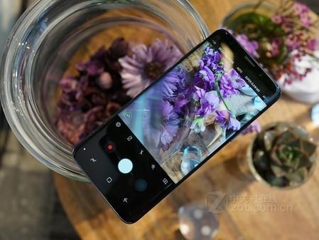 2可变光圈虹膜识别 逆天科技三星S9售5899元