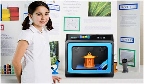 教育3D打印机为什么如此受师生欢迎?