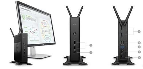 全功能性瘦客户机 戴尔WYSE 5060新品开卖