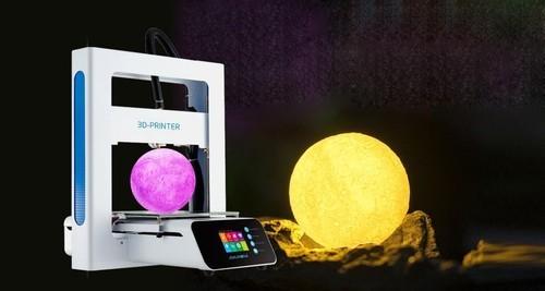 3.8女神节 极光尔沃3D打印机教你讨她欢心
