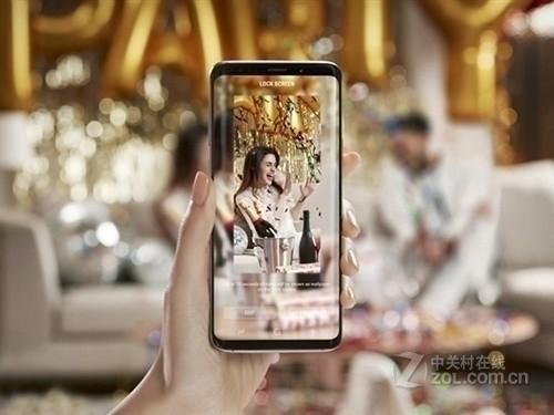 骁龙845超高屏占比 三星S9+到货5900元