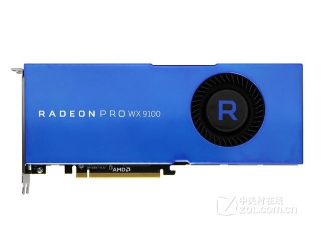 专业绘图卡 AMD WX 9100天津恒瑞11699
