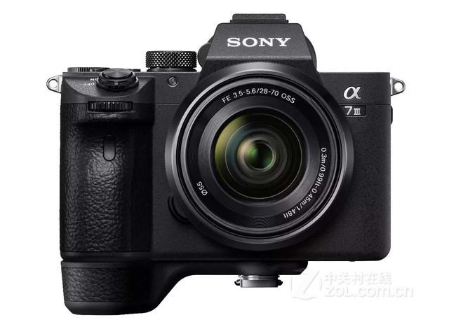 索尼A7 III(单机) 甘肃新视窗售价14599元