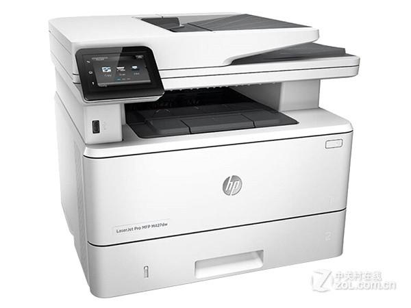 HP M427dw 买就送品牌粉盒一支 报价3350元