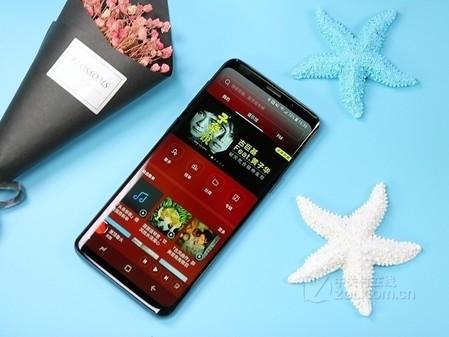 2生物识别 三星 GALAXY S9手机售2199元