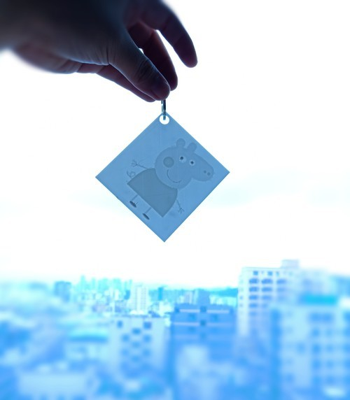 创想三维 用3D打印机成就小猪佩奇