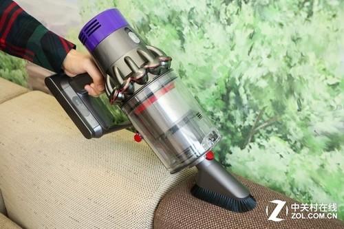 戴森吸尘器V10火热销售 河南最大实体店