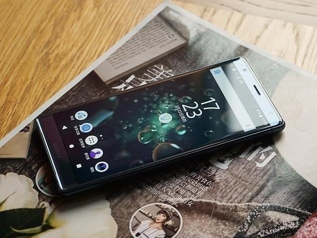 用的是情怀 索尼XZ2手机港版4360元