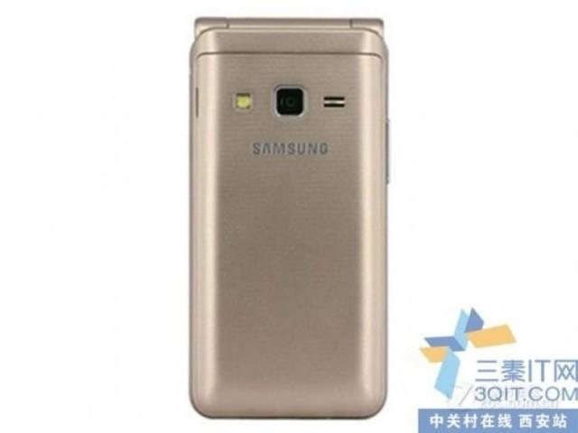 翻盖智能新品手机 三星G1650售1590元