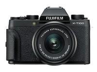 单反造型 富士X-T100无反相机售4699元