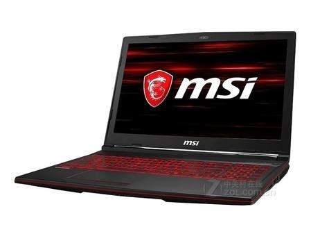 9背光游戏键盘重庆微星GL 63 417售7699元