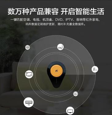 有了这款智能感知遥控器 关空调都变得新潮
