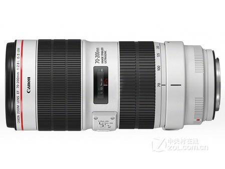 7光学设计佳能70-200F2.8IS III镜头11699元