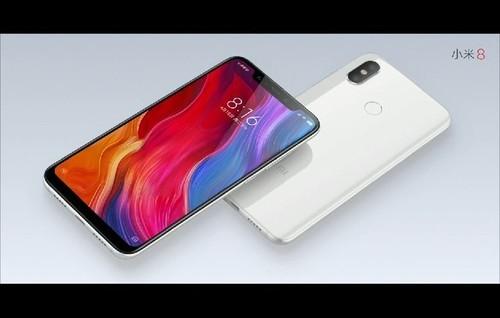 骁龙845旗舰手机 小米8现货128G仅3099元