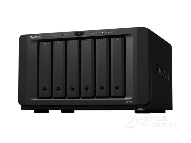 群晖DS1618+网络存储安徽7100促销中