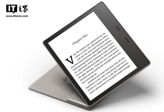 亚马逊Kindle Oasis 7英寸新款2399元