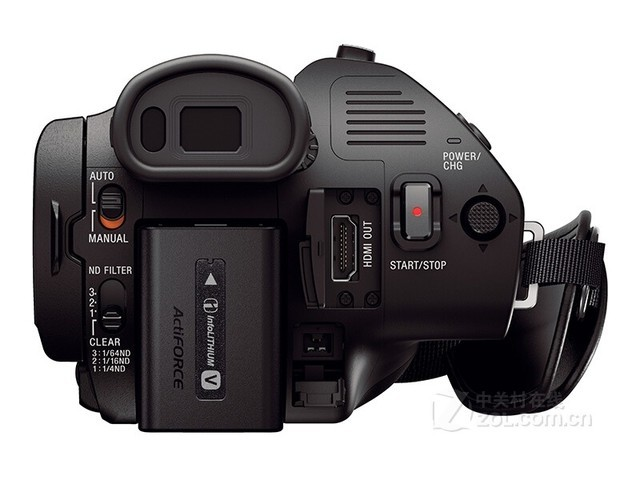 索尼AX700