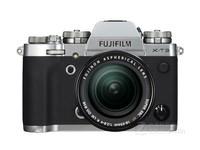 重庆富士T3套18-55专业相机仅售10320元