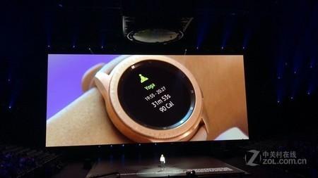 济南三星Galaxy Watch促销 手表版本齐全