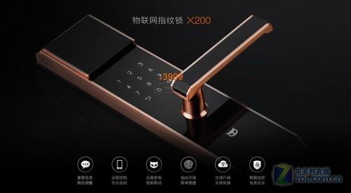 国产智能锁十大品牌 斑点猫X200强势推荐