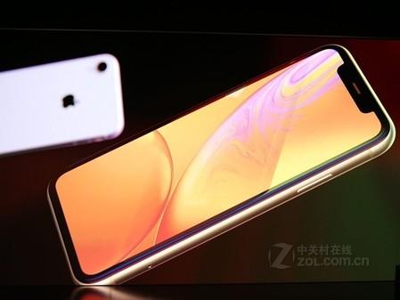 3多点触控  苹果XR手机售价仅为5390元