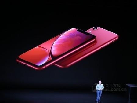 双卡双待 苹果iPhone XR长沙特惠4799元