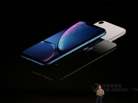 1多种颜色 iPhone XR 64G重庆售价5199元