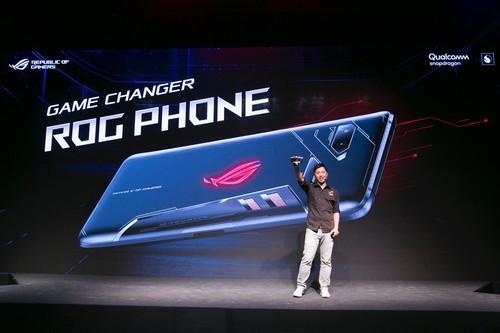 ROG游戏手机震撼发布 开创手游体验新纪元 南宁出售
