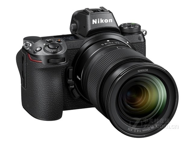 尼康 Z6 登场,瞄准高速连拍和录影需要而来
