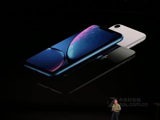 苹果iPhoneXR 6.1英寸安徽预售6499元起