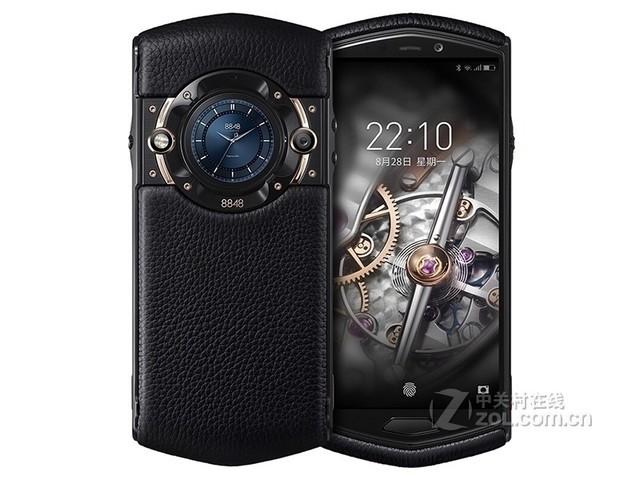 8848 钛金手机M5(尊享版)新品12999元