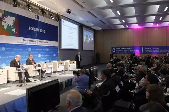 可立享,让 OECD 会议更具互动性