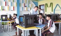 中小学校如何搭建3D打印创客空间?请看这里!