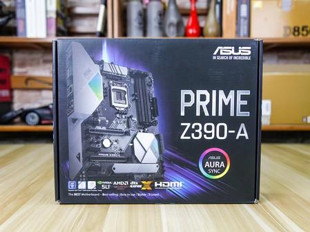 华硕PRIME Z390-A电脑主板 南宁出售