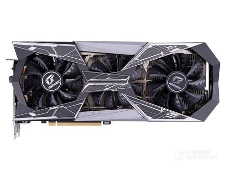 七彩虹 iGame GeForce RTX 2080 Vulcan X OC显卡安徽有售