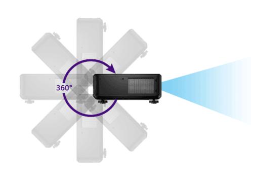 专业工程投影机PX9710 为大型场馆而生
