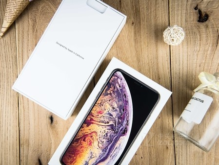 3苹果iPhone XS Max智能机64GB仅9388元