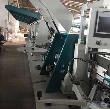 星辉EV691助力优格橱柜生产线,产品综合实力再升级