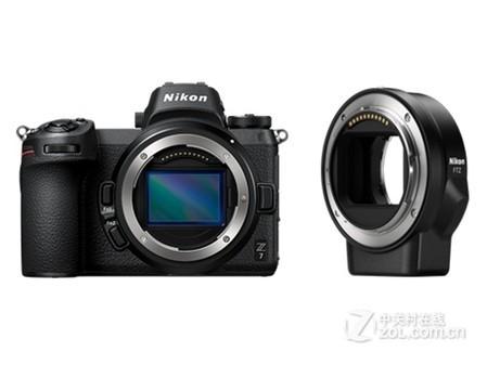 1让摄影更有科技范儿 尼康Z7售25900元
