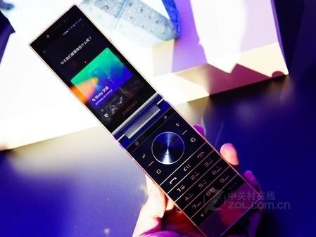 三星W2019手机浙江促销6199元 尊贵如此