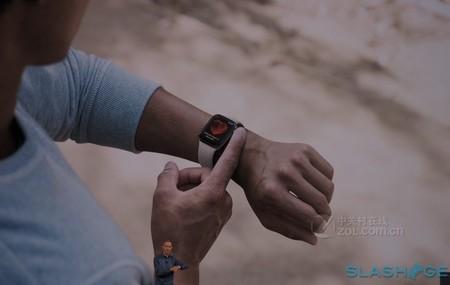 Apple Watch Series 4黑色长沙售4399元