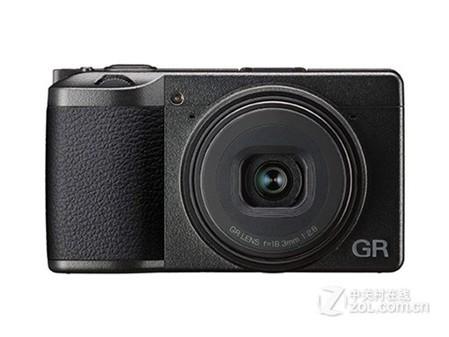 新传感器 理光GR3数码相机