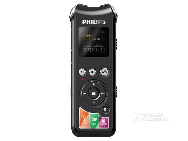 飞利浦VTR8010高清录音笔特价899元促销