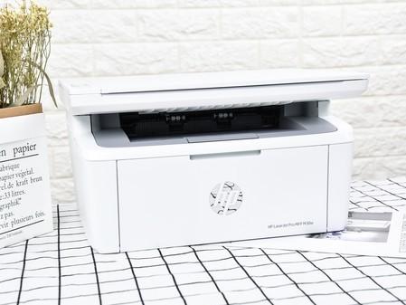 设计美观精致 HP M30w打印机仅需1300元